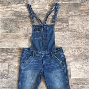 Hollister overalls ,like new